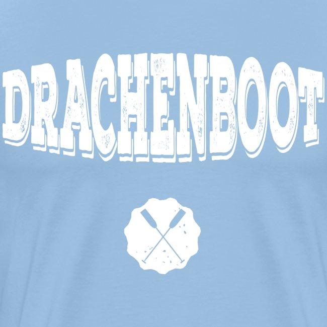 Drachenboot (weiß)