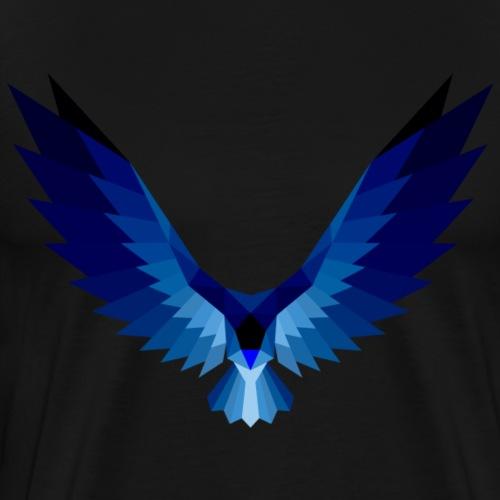 Be Free Bluebird Collection - Männer Premium T-Shirt