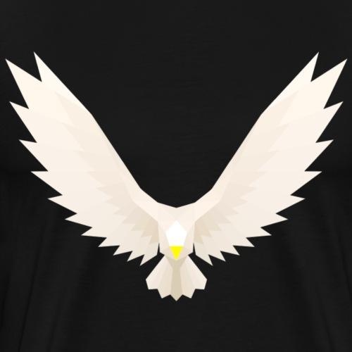 Be Free Whitebird Collection - Männer Premium T-Shirt