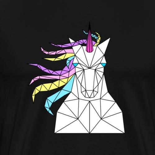 Be Free Unicorn Collection - Männer Premium T-Shirt