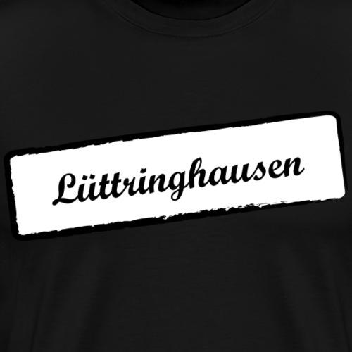 Stempel Lüttringhausen - Männer Premium T-Shirt