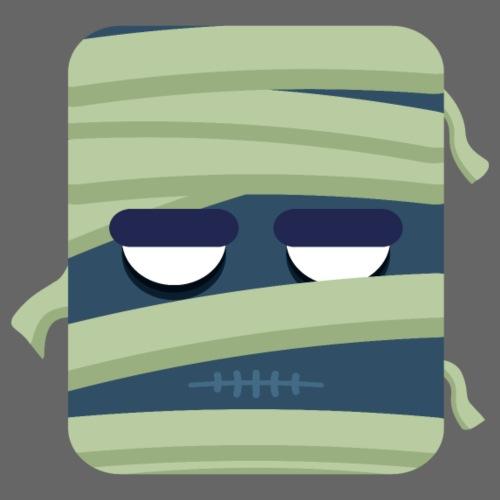 Mini Monsters - Mummy - Herre premium T-shirt