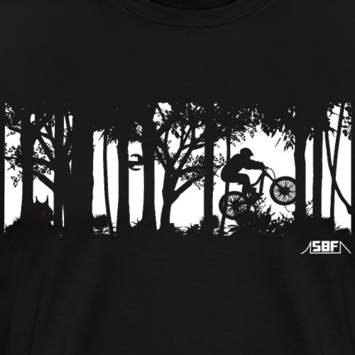 Werewolf - T-shirt Premium Homme