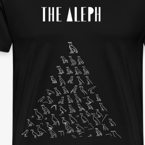Aleph - Men's Premium T-Shirt