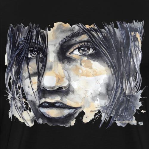 Odette by carographic - Männer Premium T-Shirt