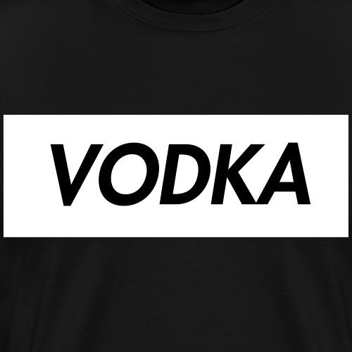 VODKA - Camiseta premium hombre