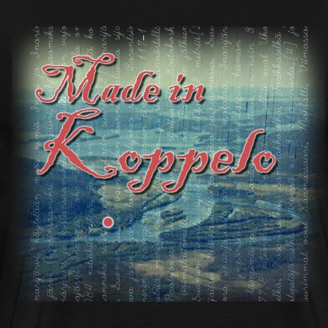 Made in Koppelo lippis
