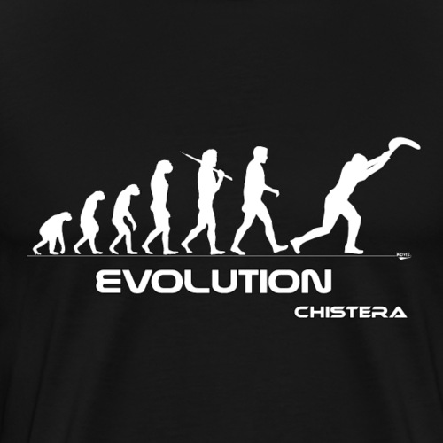 Evolution Chistera - T-shirt Premium Homme