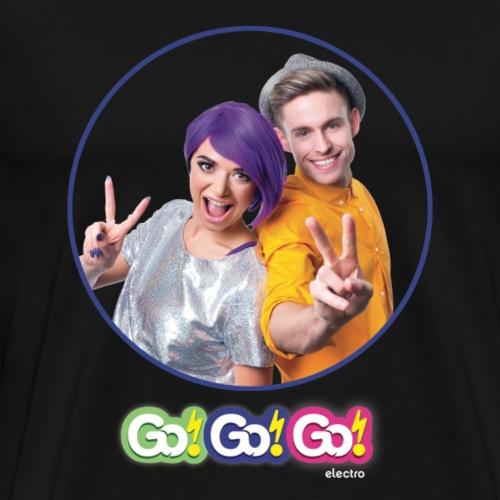 Jade & Carl - Men's Premium T-Shirt