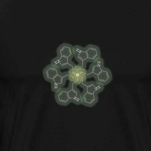 DMT Flower - Männer Premium T-Shirt