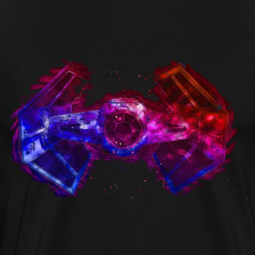 Tie Fighter - Men's Premium T-Shirt
