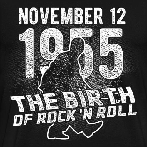 Birth of Rock'n Roll - Männer Premium T-Shirt