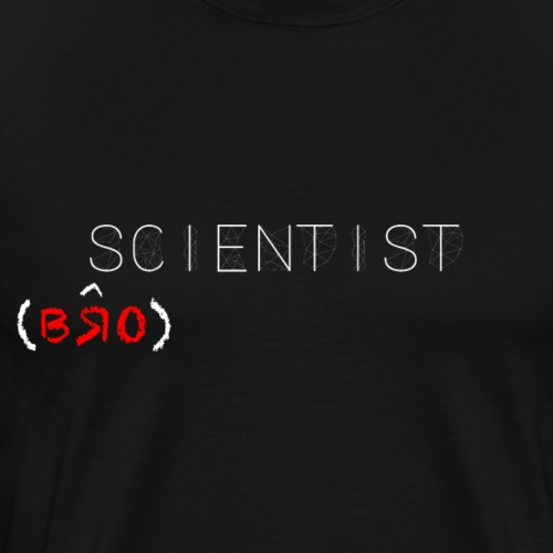 BRO SCIENTIST - Men's Premium T-Shirt