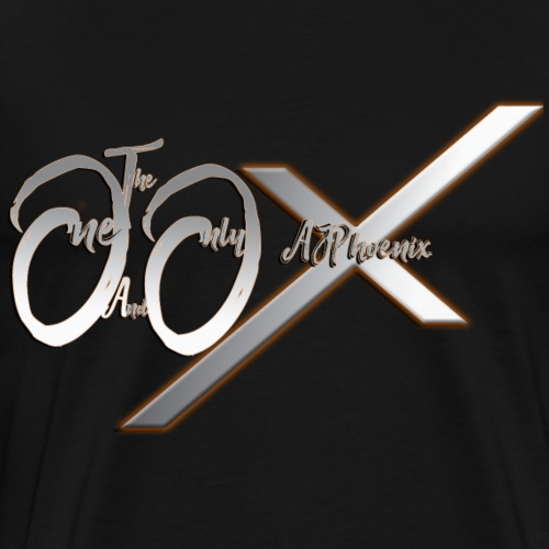 The One And Only AJPhoenix Design - Men's Premium T-Shirt