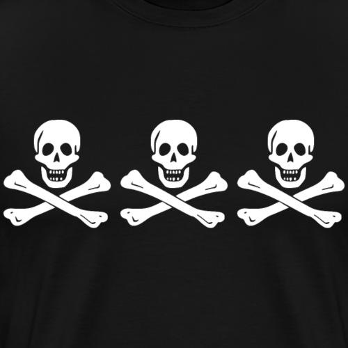 Christopher Condent Flag - T-shirt Premium Homme
