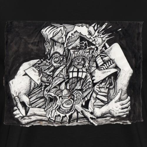 In The Grip - Men's Premium T-Shirt