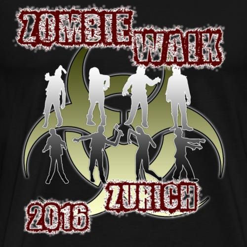 shirt zombie walk1 - Männer Premium T-Shirt