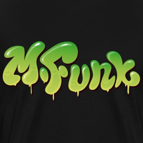 logo_mfunk - T-shirt Premium Homme
