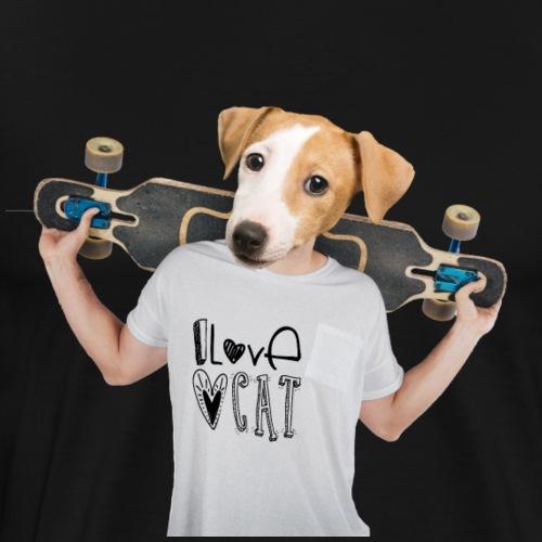 Ca a du chien ! - T-shirt Premium Homme