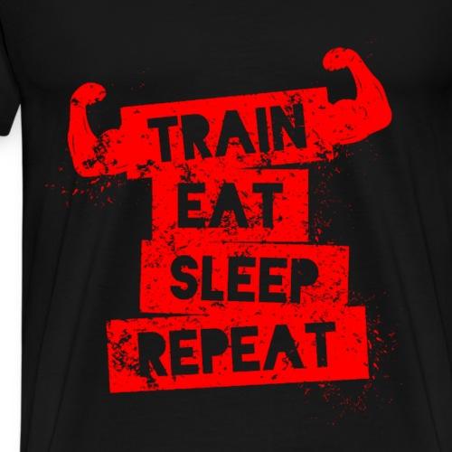 Training - Männer Premium T-Shirt