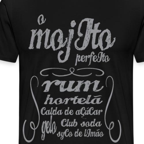 mojito - Maglietta Premium da uomo