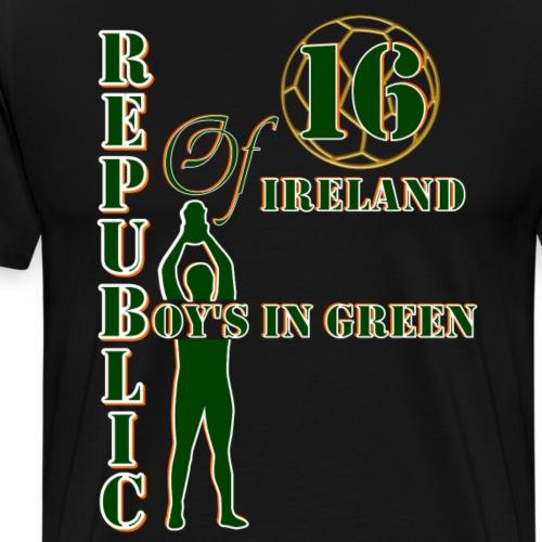 Republic of Ireland boys - Men's Premium T-Shirt