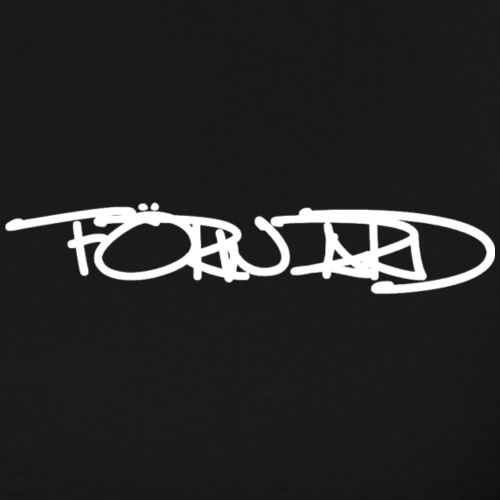 FORWARD OF RIDE ORIGINAL SIGNATURE WHITE - T-shirt Premium Homme