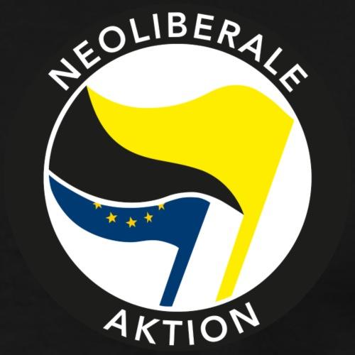 Neoliberale Aktion! - Männer Premium T-Shirt