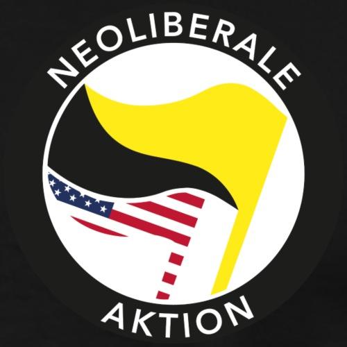 Neoliberale Aktion! (USA) - Männer Premium T-Shirt