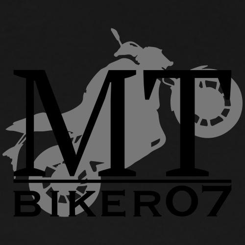mt_biker07_logo - Männer Premium T-Shirt