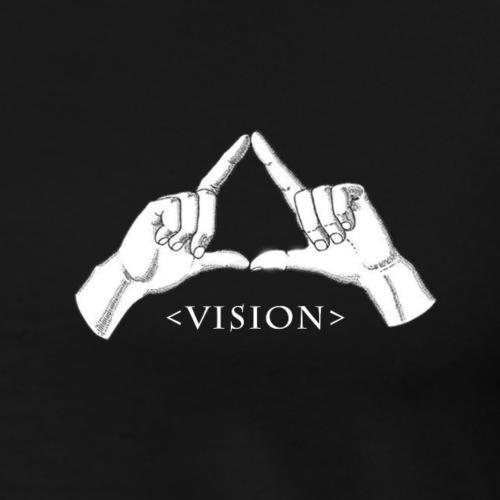 Hand Vision - Men's Premium T-Shirt