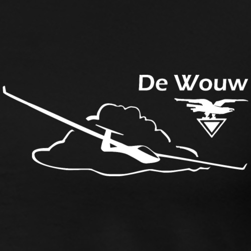 De Wouw Zweefvliegen 2016 - Mannen Premium T-shirt