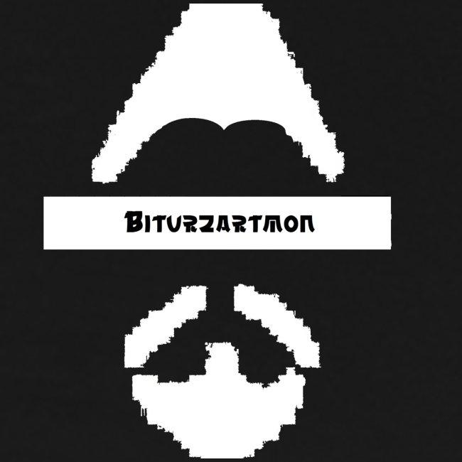 Biturzartmon Logo asiatisch weiss