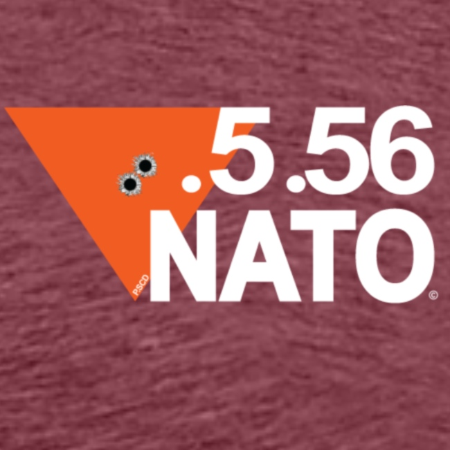 5 56 NATO BLANC png