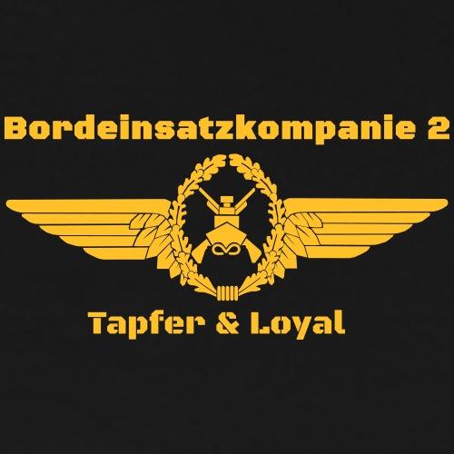 Sonderabzeichen und Motto BEK 2 - Männer Premium T-Shirt