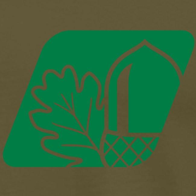eiche logo nur eichel