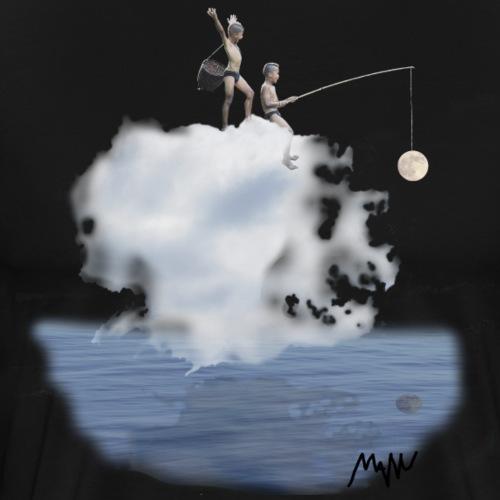 lunar lake - T-shirt Premium Homme