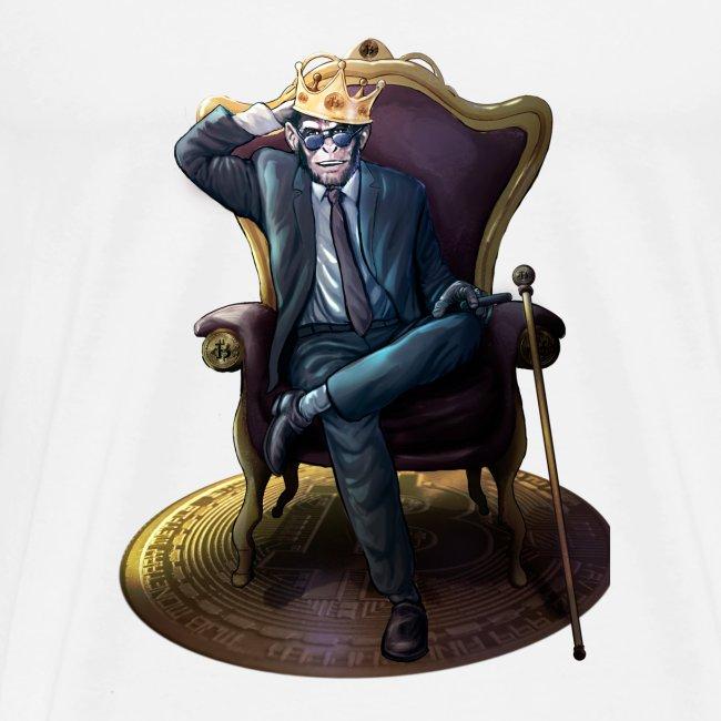 Bitcoin Monkey King - Gamma Edition
