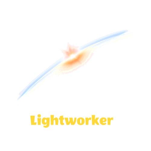Lightworker-Earth - Männer Premium T-Shirt
