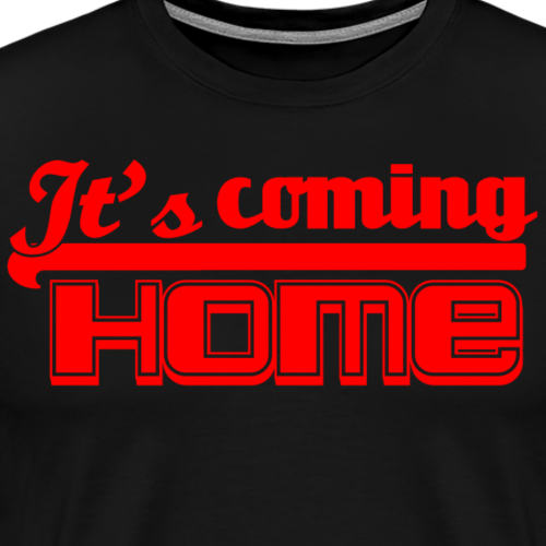 itscominghome - Men's Premium T-Shirt