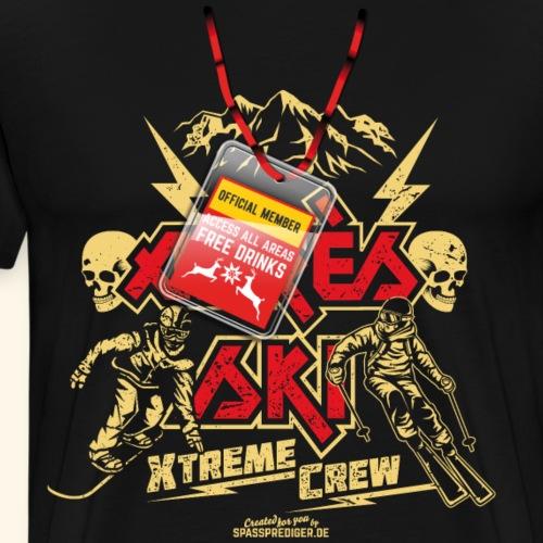 Apres Ski Party Xtreme Crew - Männer Premium T-Shirt