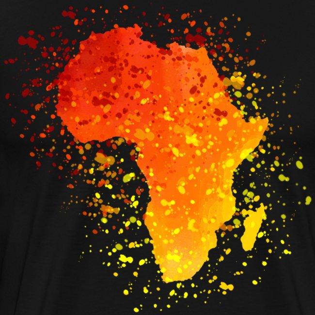 Africa - Wasserfarben