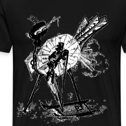 No dark shirts for print - Men's Premium T-Shirt