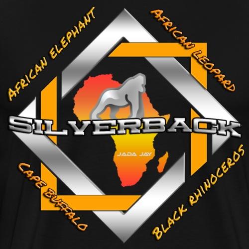 Silverback - Männer Premium T-Shirt