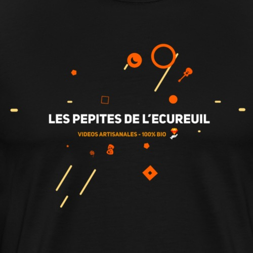 Mais ou est l'écureuil ? - T-shirt Premium Homme