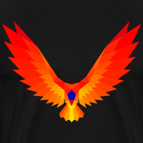 Be Free Firebird Collection - Männer Premium T-Shirt