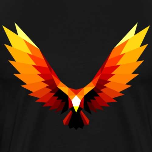 Be Free Firebird 2 Collection - Männer Premium T-Shirt