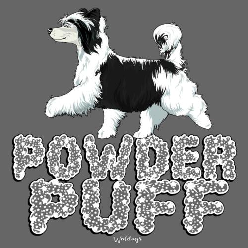 Powderpuff Bling - Miesten premium t-paita