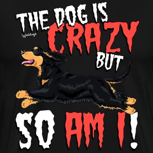 cockercrazy4 - Men's Premium T-Shirt
