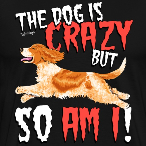cockercrazy10 - Men's Premium T-Shirt